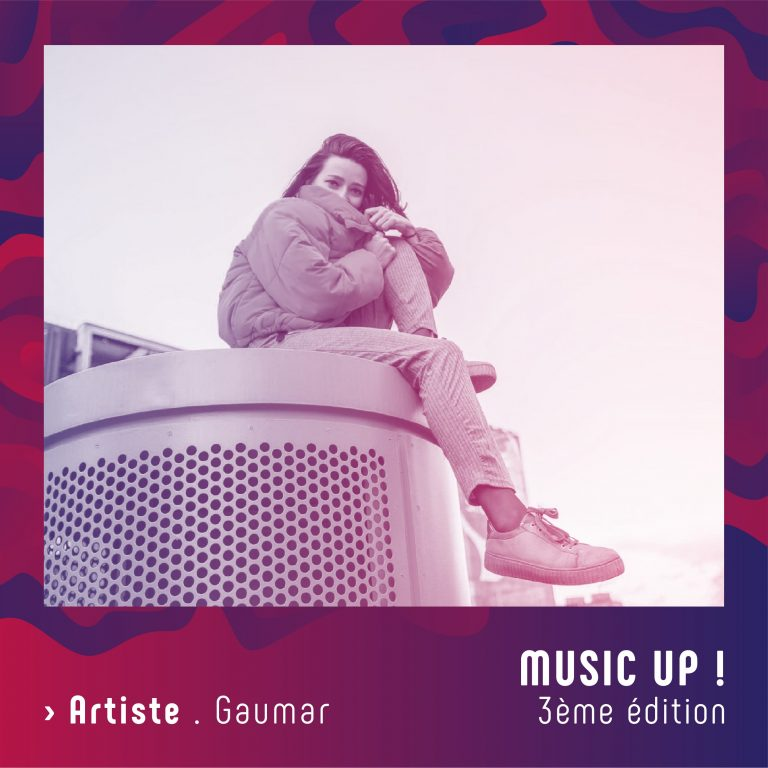 Gaumar music up edition 3 artistes