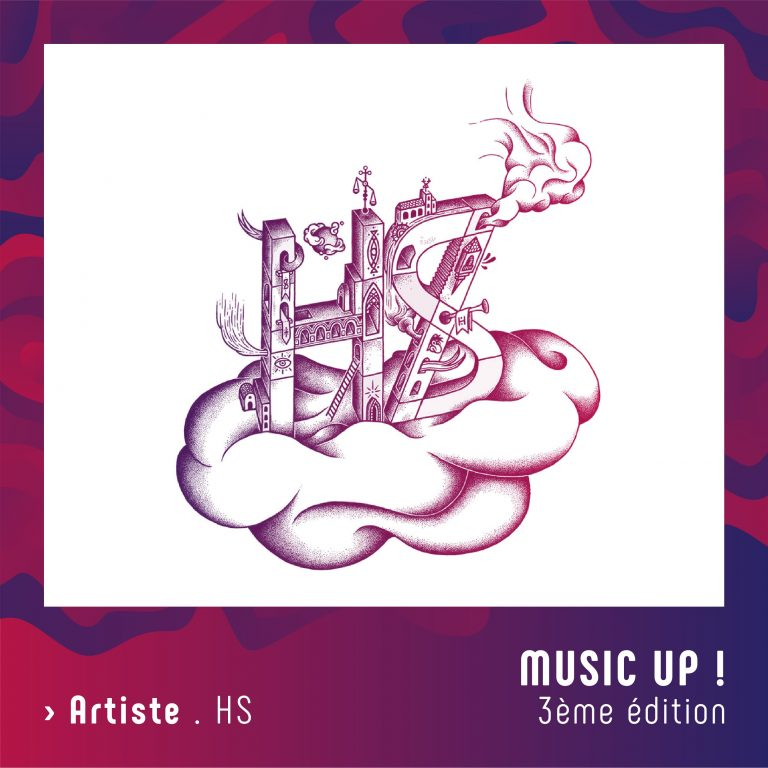 HS music up edition 3 artistes